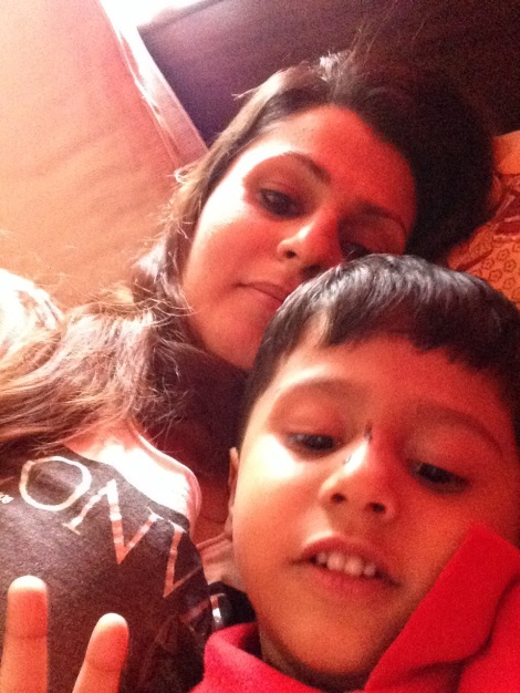 Payal and Aeden